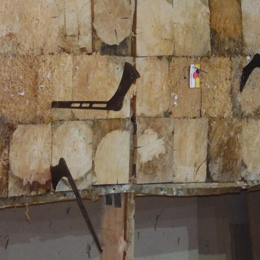 метание топоров в Рязани