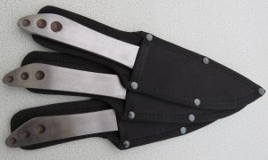 Отличные метательные ножи СПЕЦ-3 T.O.R.