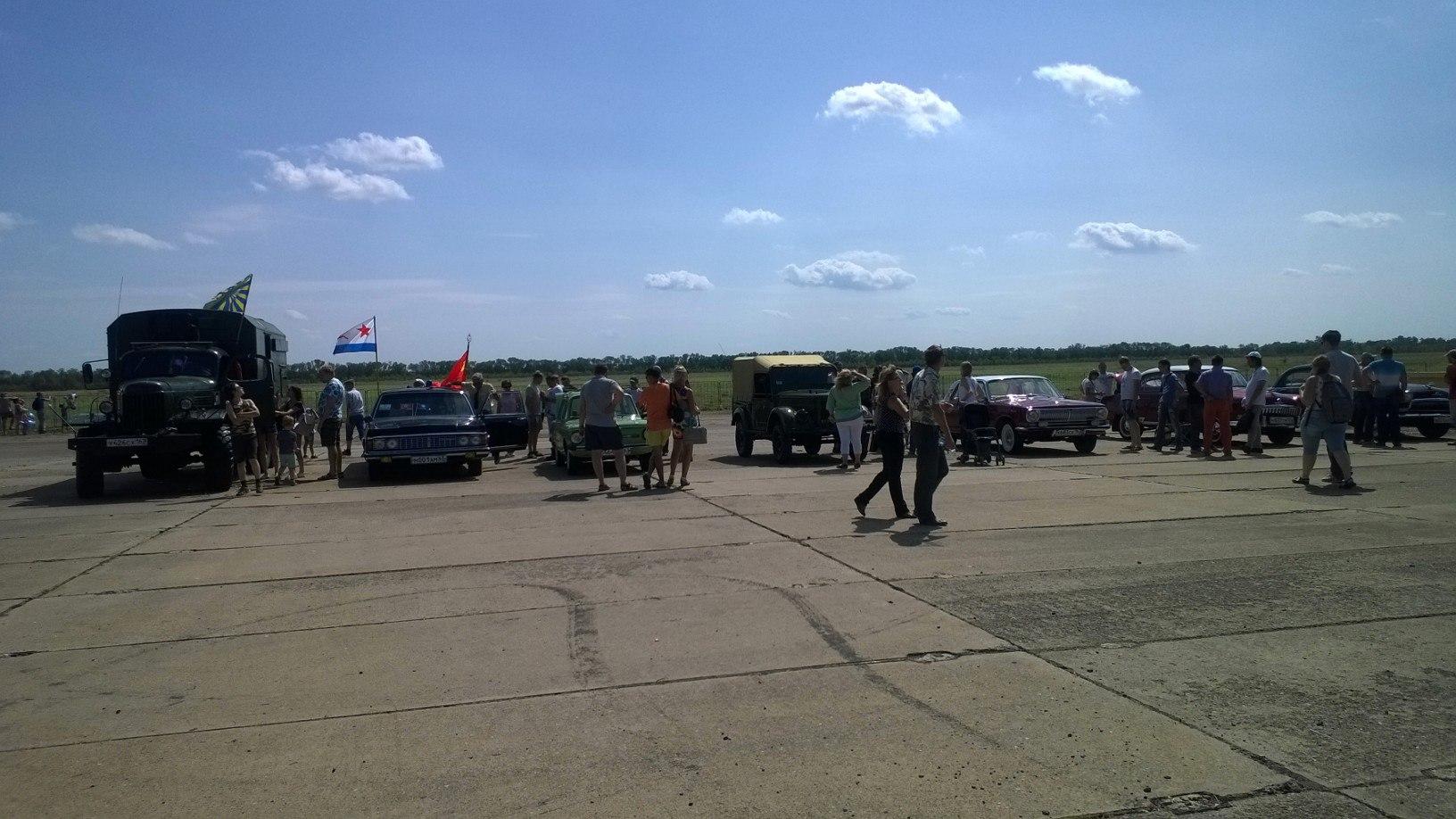 VII региональный фестиваль авиационных, технических и военно-прикладных видов спорта. Самара.