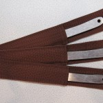 """Три ножа """"Характерник малыш"""" в чехлах"""