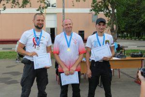 Серебряный нож 2017 спринт